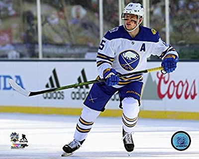 "Jack Eichel Buffalo Sabres 2018 NHL Winter Classic Photo (Size: 8"" x 10"")"