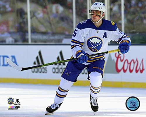 Jack Eichel Buffalo Sabres 2018 NHL Winter Classic Photo (Size: 8