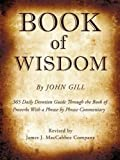 Book of Wisdom by John Gill, , 1606470876