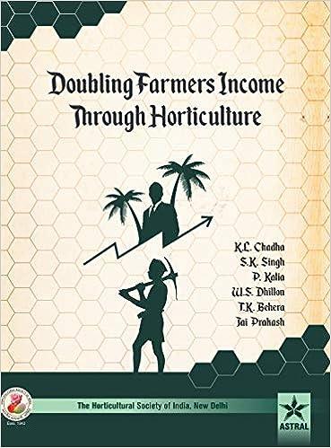 Doubling Farmers Income Through Horticulture por K L Et Al Chadha epub