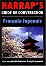 Guide de conversation français-japonais par Harrap's