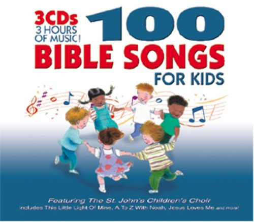 100 Bible Songs for Kids by Madacy Records