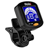 Clip-on Ukulele Tuner UT-100 by Hola! Music with Chromatic Tuning Mode