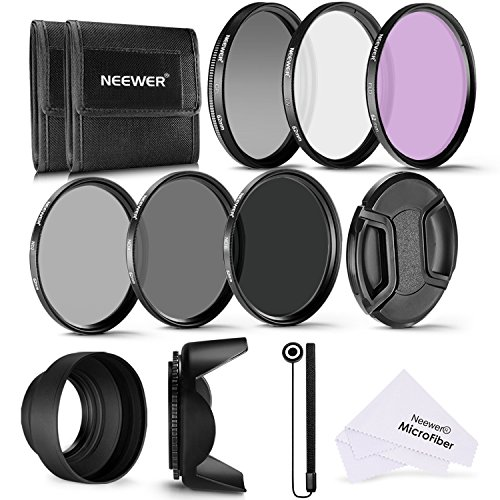 62mm nd filter kit - 2