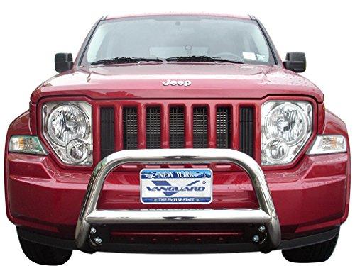 2003 jeep liberty grill guard - 4