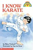 I Know Karate, Mary Packard, 0590254987