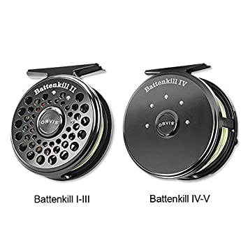Orvis Battenkill Reel Extra Spool