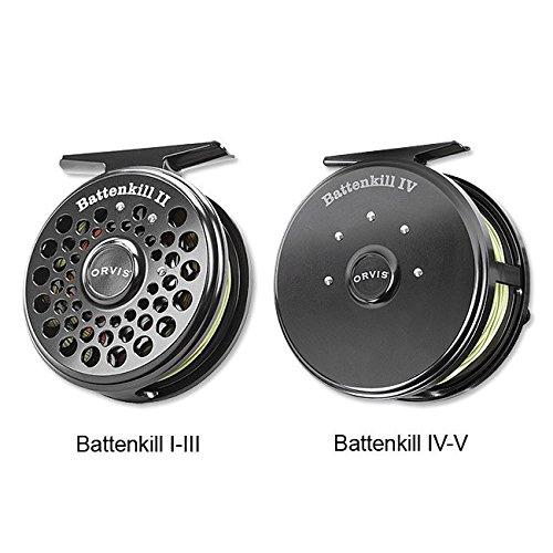 (Orvis Battenkill Fly Reels, Iii (5-7 Wt))