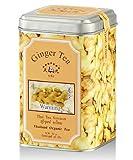 Suwirun Thai Tea ,Ginger Organic Tea - 1.76 Ounces Tin