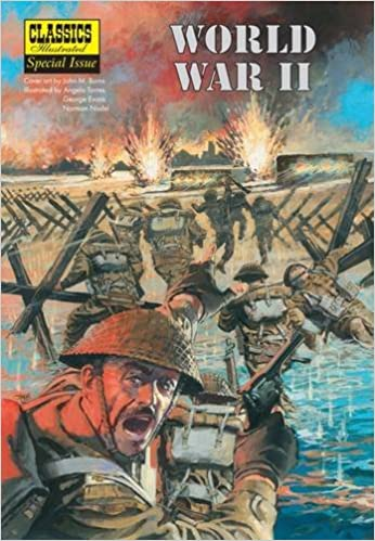 ''PORTABLE'' World War II: The Illustrated Story Of The Second World War (Classics Illustrated Special Issue). agency pagina Centro Change traves built