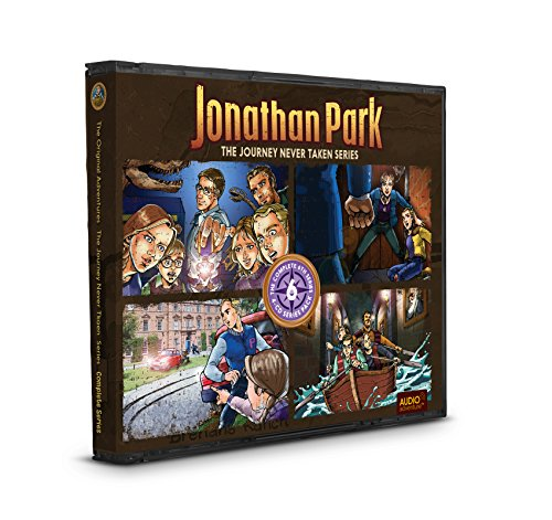 Jonathan Park: The Journey Never Taken - Series 6