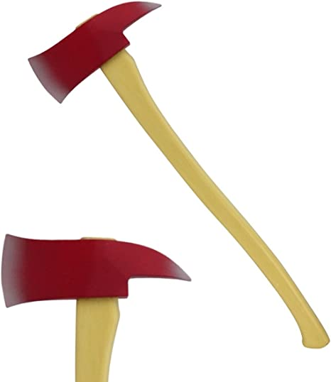 PU Foam Weapon Fire Ax Props Sponge Axe Children/'s Toys Costume Accessories OJ