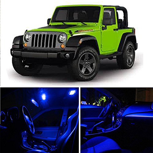 Wrangler Interior Led Lights in US - 3
