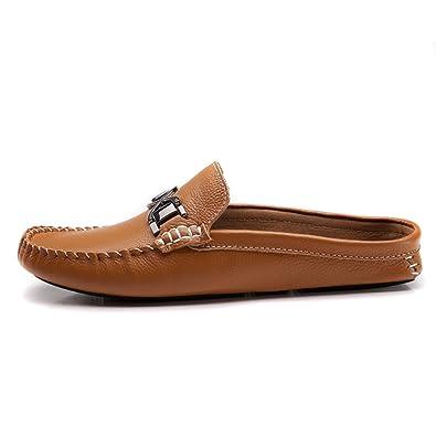 Sommer Herren halb gezogenen Pantoffeln Luft Sandalen England Flut  Freizeitschuhe Doug Schuhe- 6d631e1116