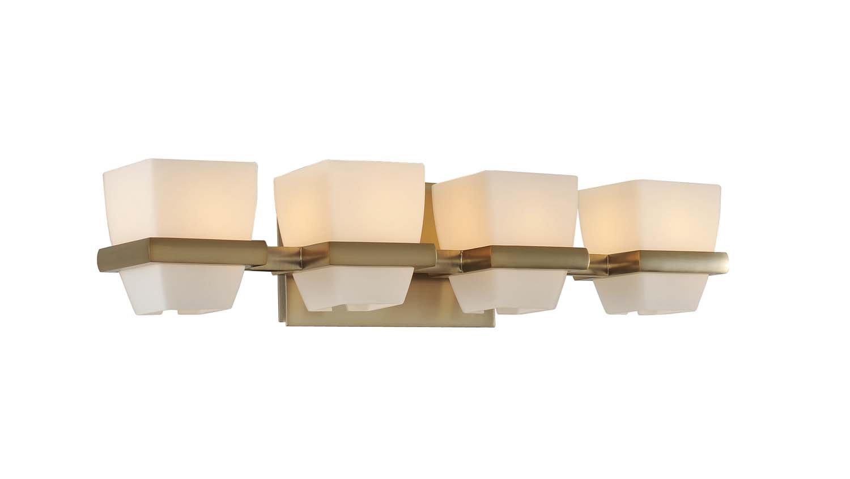 Kalco照明311634brb 4ライトBath B01BOVWHP4
