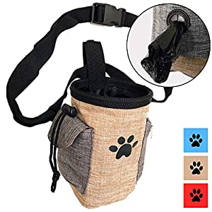 Petgiggle Dog Training Bag