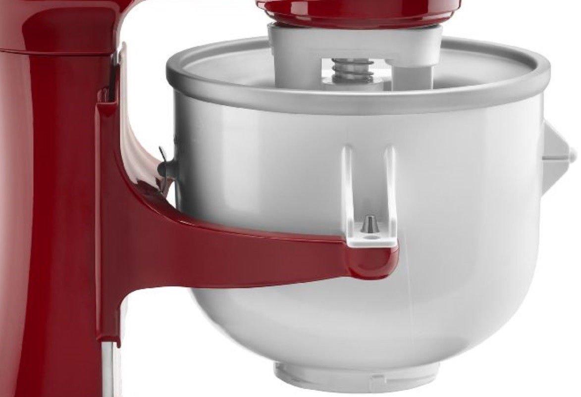 NEW Replacement KitchenAid KICA Ice Cream Maker Stand Mixer Attachment KICAO Frozen Yogurt Sorbt