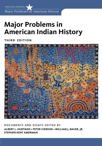 Major Problems In Amer.Indian History