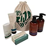 zija oil - Zija All Natural Bath Hygiene Multi Pack Kit (Whitening Toothpaste, Deodorant, Conditioner, Shampoo, Soap Bar)