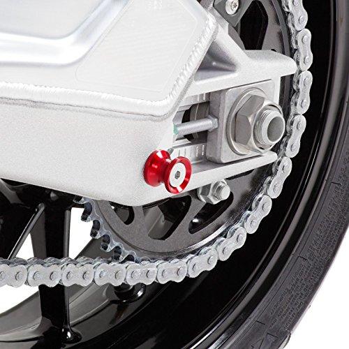 Racingadapter Aprilia RS 125 RS125 Jerez M6 rot