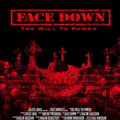 Face Down-The Will To Power-BONUS-DVD-FLAC-2005-mwnd Download