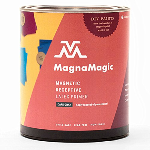 Magnamagic Magnetic Receptive Wall Paint - One -