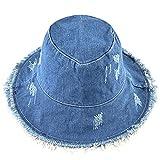 Joylife Demin Washed Bucket Hat (Dark Blue)