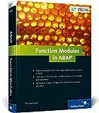 Function Modules in ABAP : A Quick Reference Guide, Gupta, Tanmaya, 1592298508