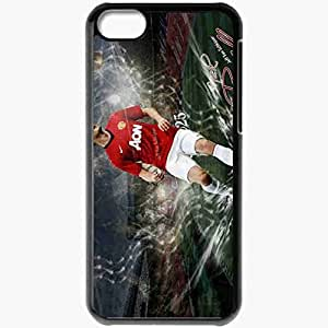 Personalized iPhone 5C Cell phone Case/Cover Skin 2013 original nick powell Black