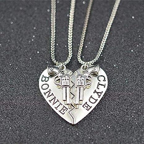 Davitu 2019 - Juego de collar de aleación de metal con diseño de ...
