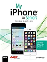 My iPhone for Seniors, 3rd Edition Front Cover