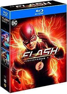 The Flash - Temporadas 1 y 2 [Blu-ray]
