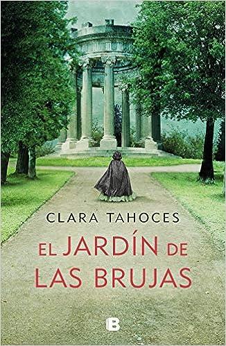 El jardín de las brujas – Clara Tahoces  51bTnqRea9L._SX324_BO1,204,203,200_