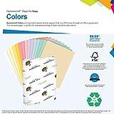 Hammermill Colored Paper, Cream Printer