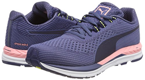 Azul Mujer Wn Speed blue Zapatillas Ignite peacoat Para De 600 Indigo S Puma Running Pxz4Wqvv