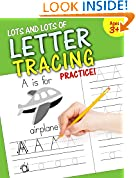 #1: Lots and Lots of Letter Tracing Practice!