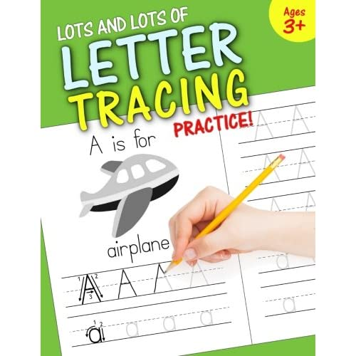 Tracing Letters Amazon Com
