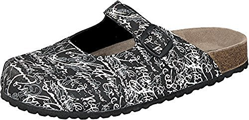 Zoccoli 276073000 donna Softwaves Softwaves 276073000 Nero Z0wnq68Wt