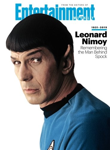 ENTERTAINMENT WEEKLY Leonard Nimoy, 1931-2015: Remembering the Man Behind Spock