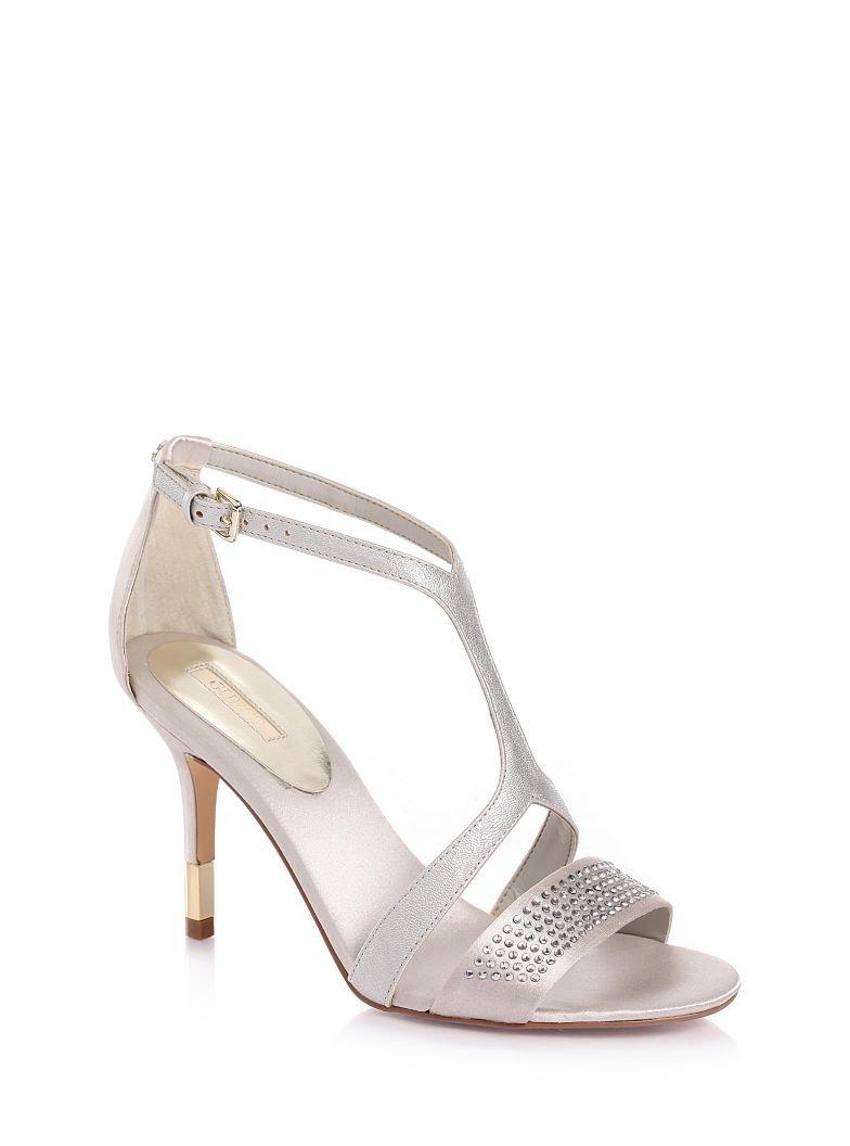 GUESS femme sandales de femme à talon talon FL2DVOSAT03 GRIS Gris 13654 - Grigio 5bd65b4 - fast-weightloss-diet.space
