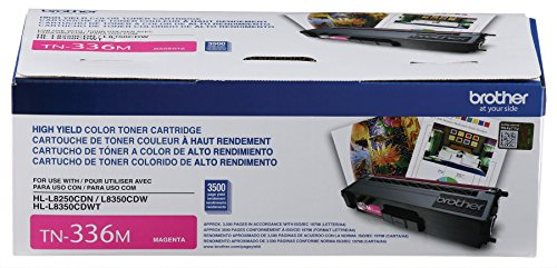 Brother Printer TN336M Toner Cartridge