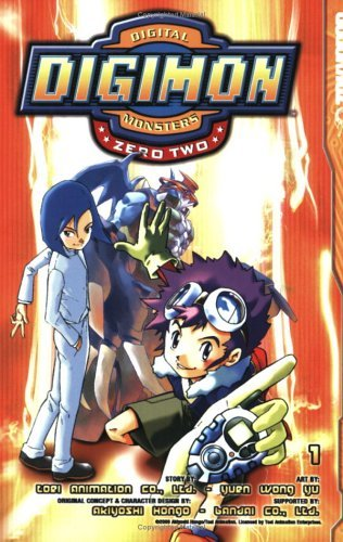 By A. Hondo Digimon Zero Two [Paperback] ebook
