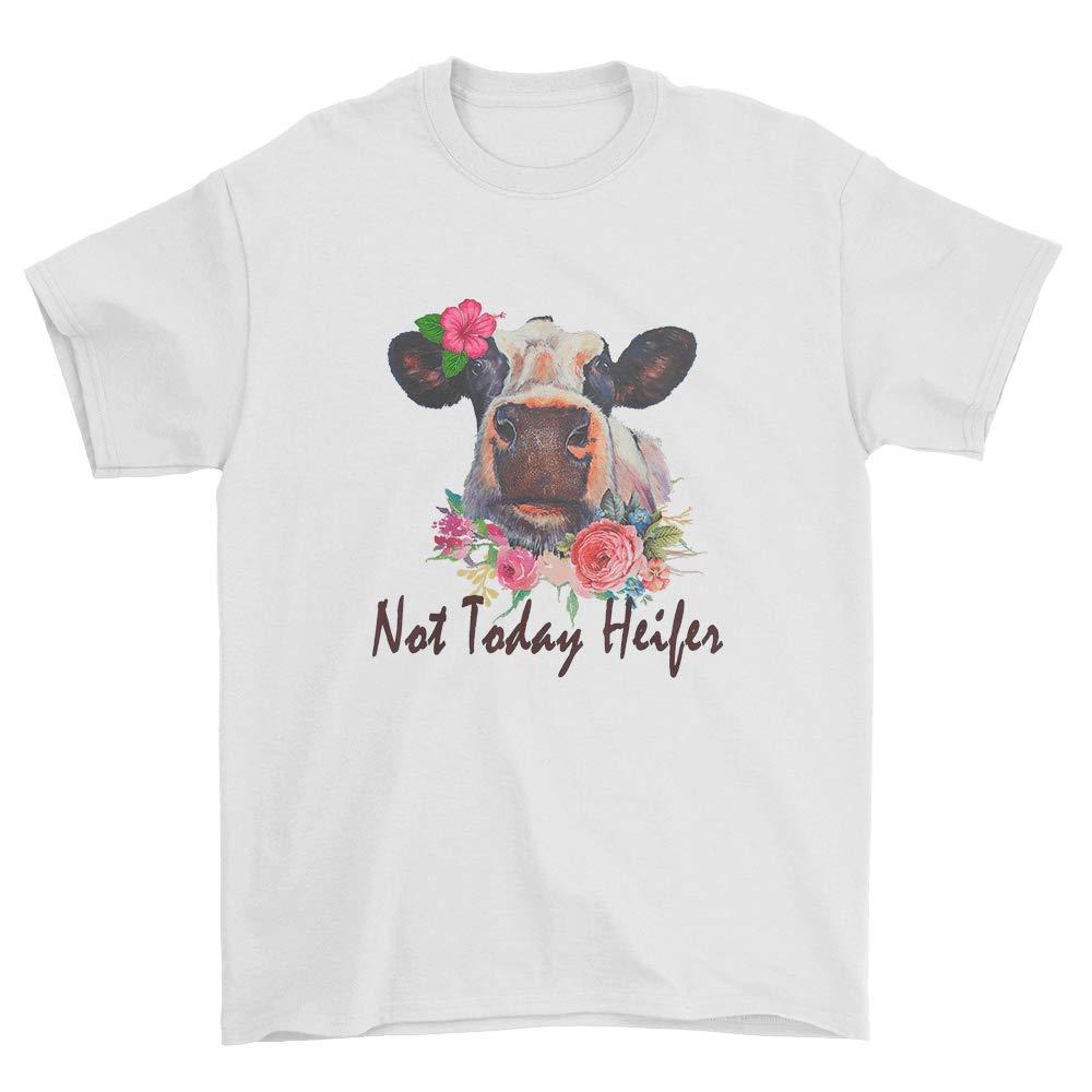 Cute Not Today Heifer T-shirt