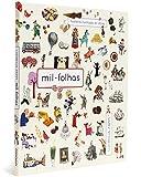 capa de Mil Folhas - Coleção Prismas