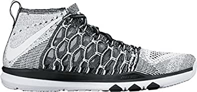 Amazon.com | Nike Men's Train Ultrafast Flyknit, BLACK ...