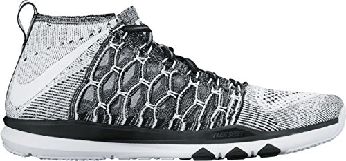 Nike Nike Train Ultra Fast Flyknit – Black/White