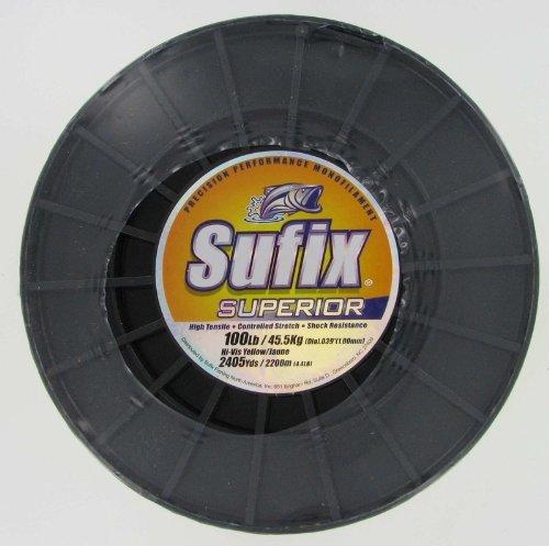 【テレビで話題】 Sufix優れた2 60-Pound kgスプールサイズ釣りライン B0007RPC1I Sufix優れた2 B0007RPC1I 60-Pound|イエロー イエロー 60-Pound, eまいんず:486ba9af --- a0267596.xsph.ru