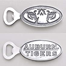 Aluminum Auburn University Bottle Opener by Arthur Court Designs