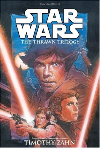 Star Wars: The Thrawn Trilogy (Star Wars Heir To The Empire Hardcover)