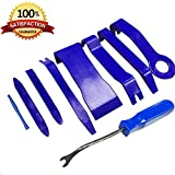 Car Trim Removal Tools Kit,Yoohe 9 Pcs Door Clip Panel Video Audio Auto Removal and Installer Tools...
